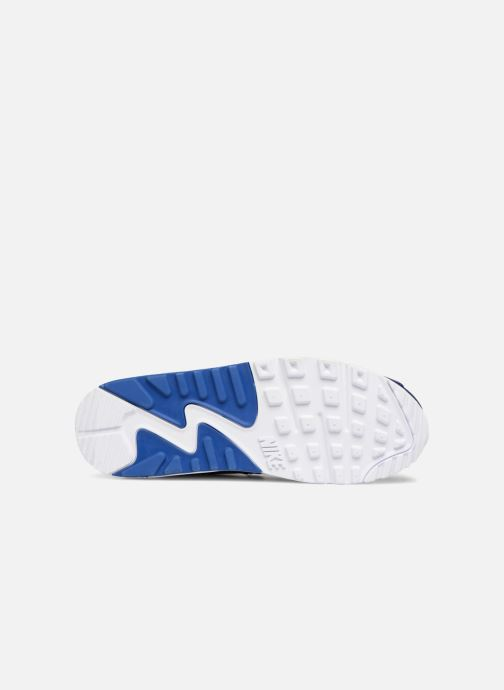 new arrival f6d11 fa5ea Trainers Nike Nike Air Max 90 Essential Blue view from above