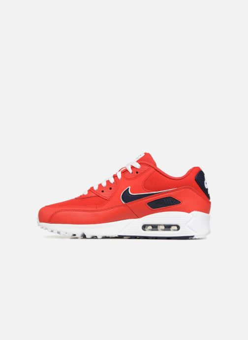 best website 7f7db 5710e Baskets Nike Nike Air Max 90 Essential Rouge vue face