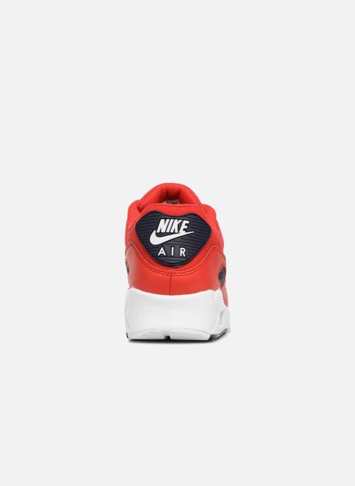 best loved 3adb0 ed6f1 Baskets Nike Nike Air Max 90 Essential Rouge vue droite