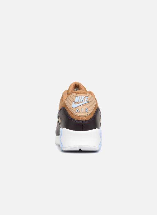 Baskets Nike Nike Air Max 90 Essential Marron vue droite