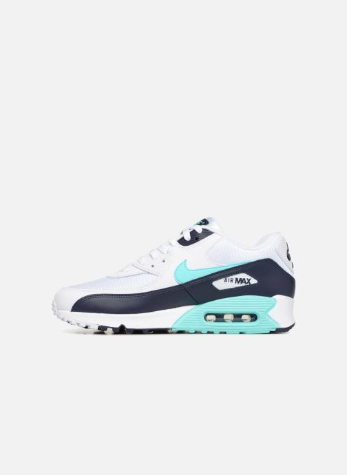 Baskets Nike Nike Air Max 90 Essential Blanc vue face