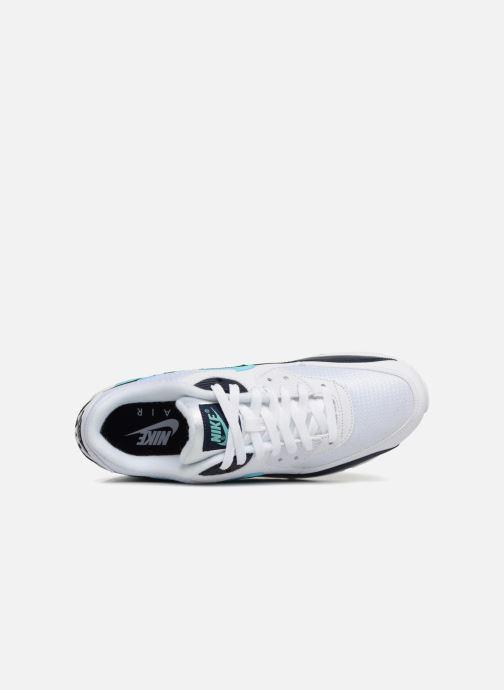 Sneaker Nike Nike Air Max 90 Essential weiß ansicht von links