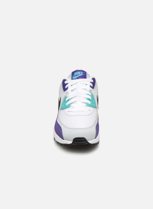 Sneaker Nike Nike Air Max 90 Essential weiß schuhe getragen