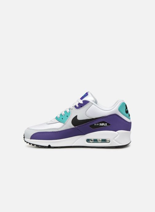 Deportivas Nike Nike Air Max 90 Essential Blanco vista de frente