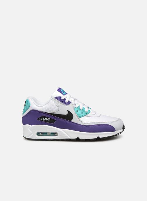 Sneaker Nike Nike Air Max 90 Essential weiß ansicht von hinten