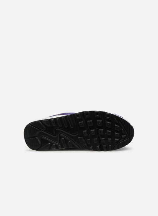 Baskets Nike Nike Air Max 90 Essential Blanc vue haut