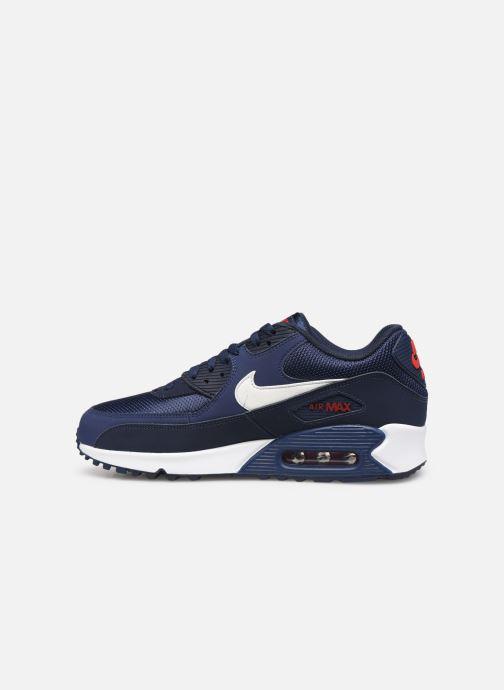 Sneakers Nike Nike Air Max 90 Essential Blauw voorkant