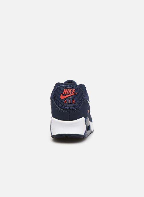 Sneaker Nike Nike Air Max 90 Essential blau ansicht von rechts