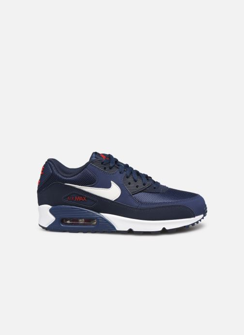 Sneaker Nike Nike Air Max 90 Essential blau ansicht von hinten