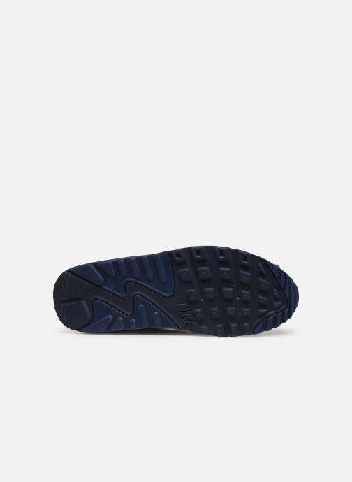 Deportivas Nike Nike Air Max 90 Essential Azul vista de arriba