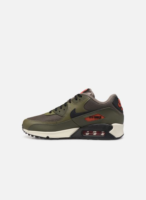 Baskets Nike Nike Air Max 90 Essential Vert vue face