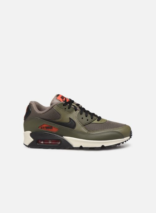 Trainers Nike Nike Air Max 90 Essential Green back view