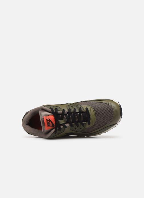 Sneaker Nike Nike Air Max 90 Essential grün ansicht von links