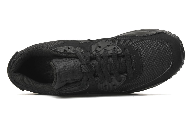 Baskets Nike Nike Air Max 90 Essential Noir vue gauche