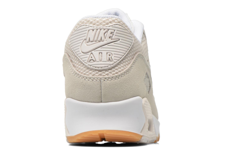 Baskets Nike Nike Air Max 90 Essential Beige vue droite