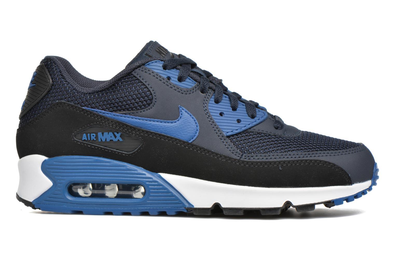 Baskets Nike Nike Air Max 90 Essential Bleu vue derrière