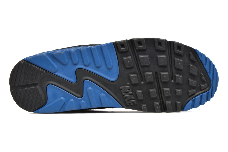 Baskets Nike Nike Air Max 90 Essential Bleu vue haut