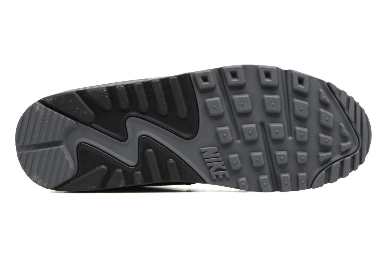 Baskets Nike Nike Air Max 90 Essential Gris vue haut