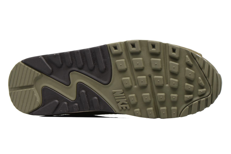 Baskets Nike Nike Air Max 90 Essential Vert vue haut