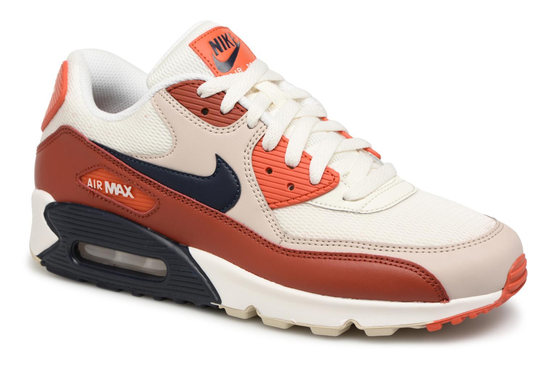 a89f14f394c Nike Nike Air Max 90 Essential (Blanc) - Baskets chez Sarenza (327395)