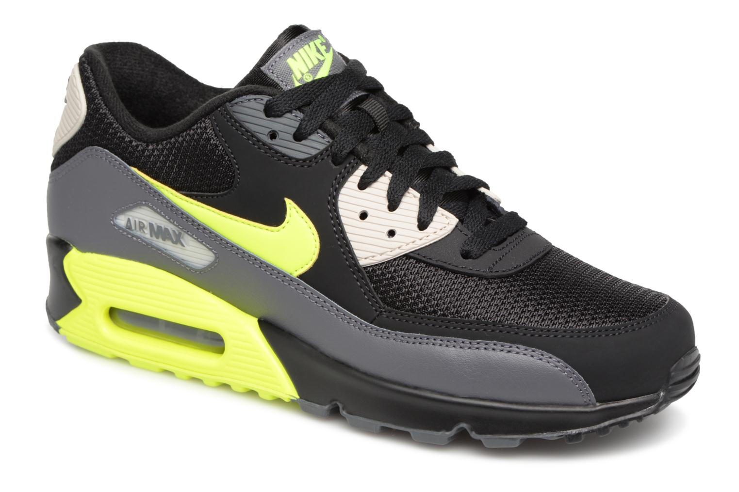 Baskets Nike Nike Air Max 90 Essential Noir vue détail/paire