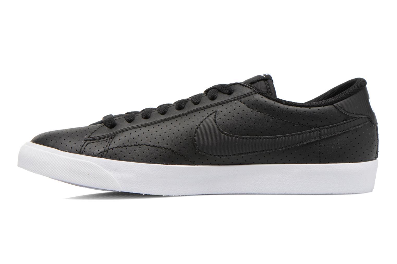 Baskets Nike Tennis Classic Ac Noir vue face