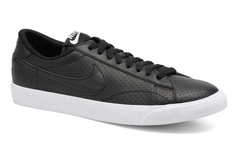 Baskets Nike Tennis Classic Ac Noir vue détail/paire