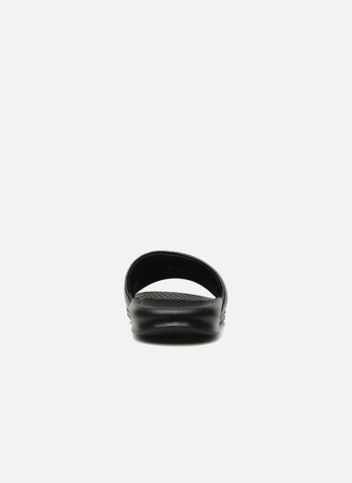 Sandales et nu-pieds Nike Benassi Jdi Noir vue droite