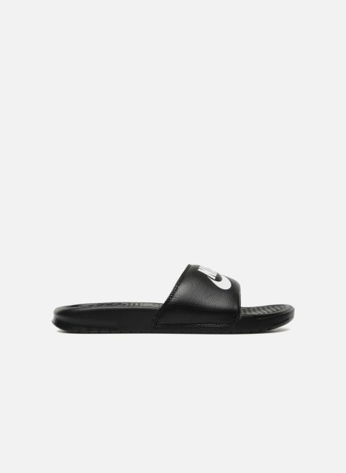 Sandalias Nike Benassi Jdi Negro vistra trasera