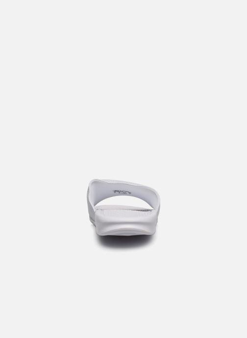 Sandali e scarpe aperte Nike Benassi Jdi Bianco immagine destra
