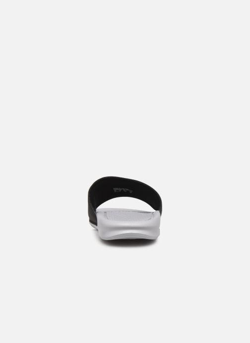 Sandales et nu-pieds Nike Benassi Jdi Gris vue droite