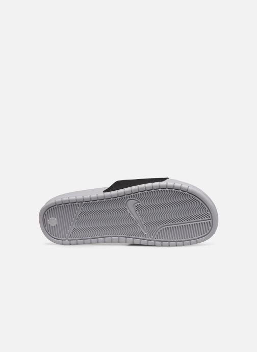 Sandales et nu-pieds Nike Benassi Jdi Gris vue haut