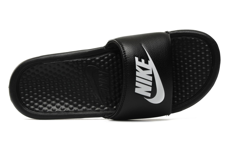 Sandaler Nike Benassi Jdi Sort se fra venstre