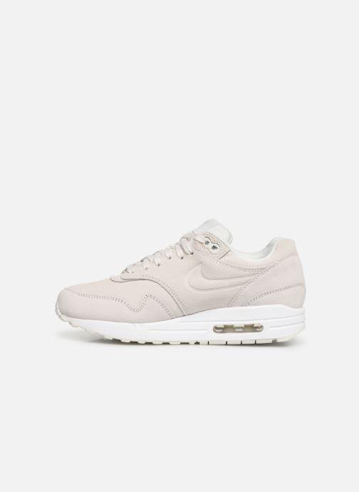 Sneakers Nike Wmns Air Max 1 Prm Beige voorkant