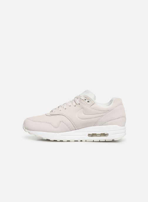 Trainers Nike Wmns Air Max 1 Prm Beige front view