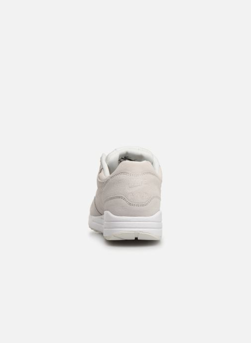 Trainers Nike Wmns Air Max 1 Prm Beige view from the right