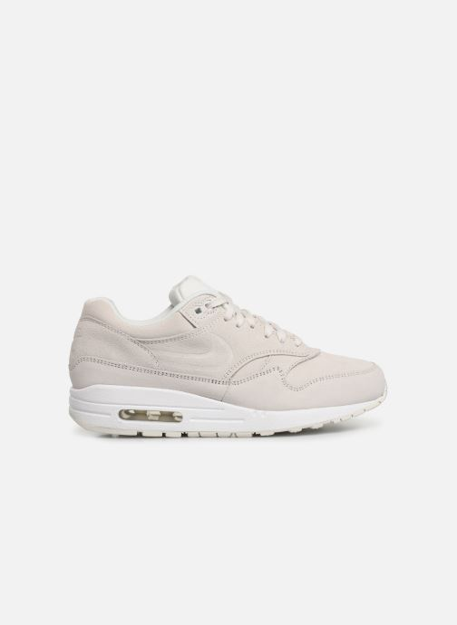 Trainers Nike Wmns Air Max 1 Prm Beige back view