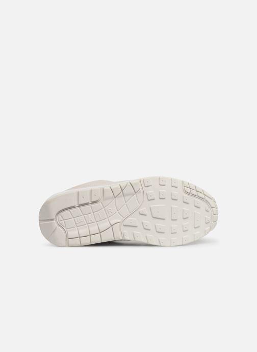 Baskets Nike Wmns Air Max 1 Prm Beige vue haut