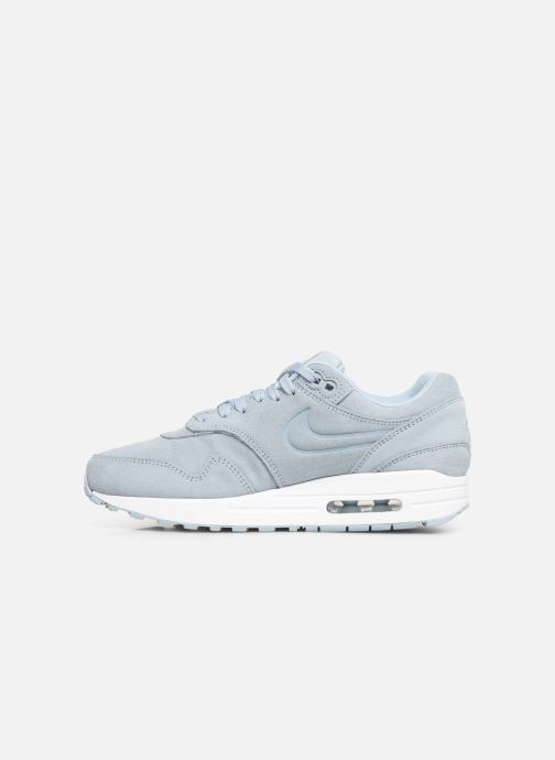 Sneakers Nike Wmns Air Max 1 Prm Blauw voorkant