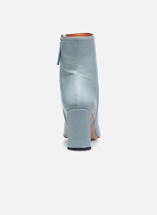 Stiefeletten & Boots Georgia Rose Alexia blau ansicht von rechts
