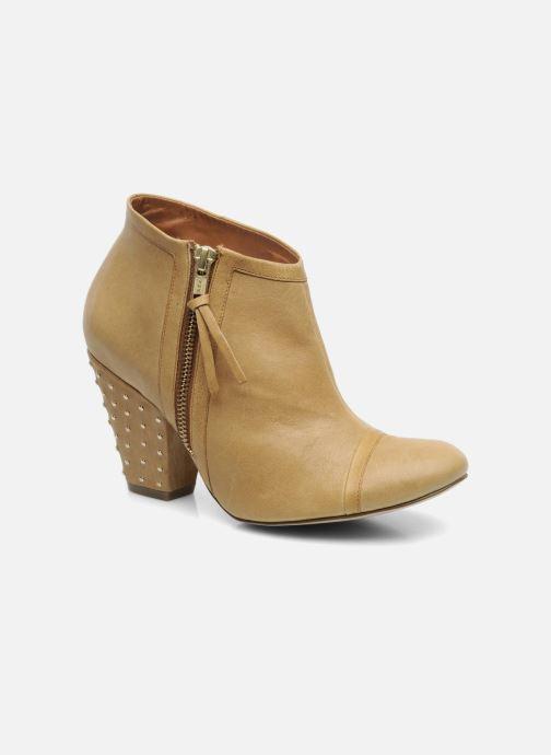 Bottines et boots Bocage FLINAO Beige vue détail/paire