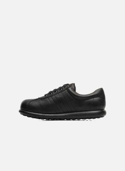 Sneakers Camper Pelotas Ariel 27205 Nero immagine frontale
