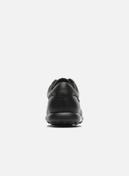 Trainers Camper Pelotas Ariel 27205 Black view from the right