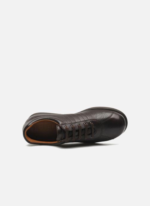 Sneakers Camper Pelotas Ariel 27205 Marrone immagine sinistra