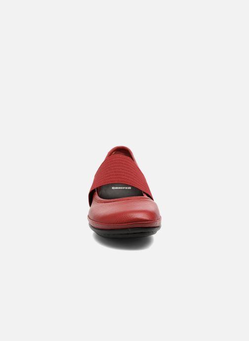 Ballerine Camper Right Nina 21595 Rosso modello indossato
