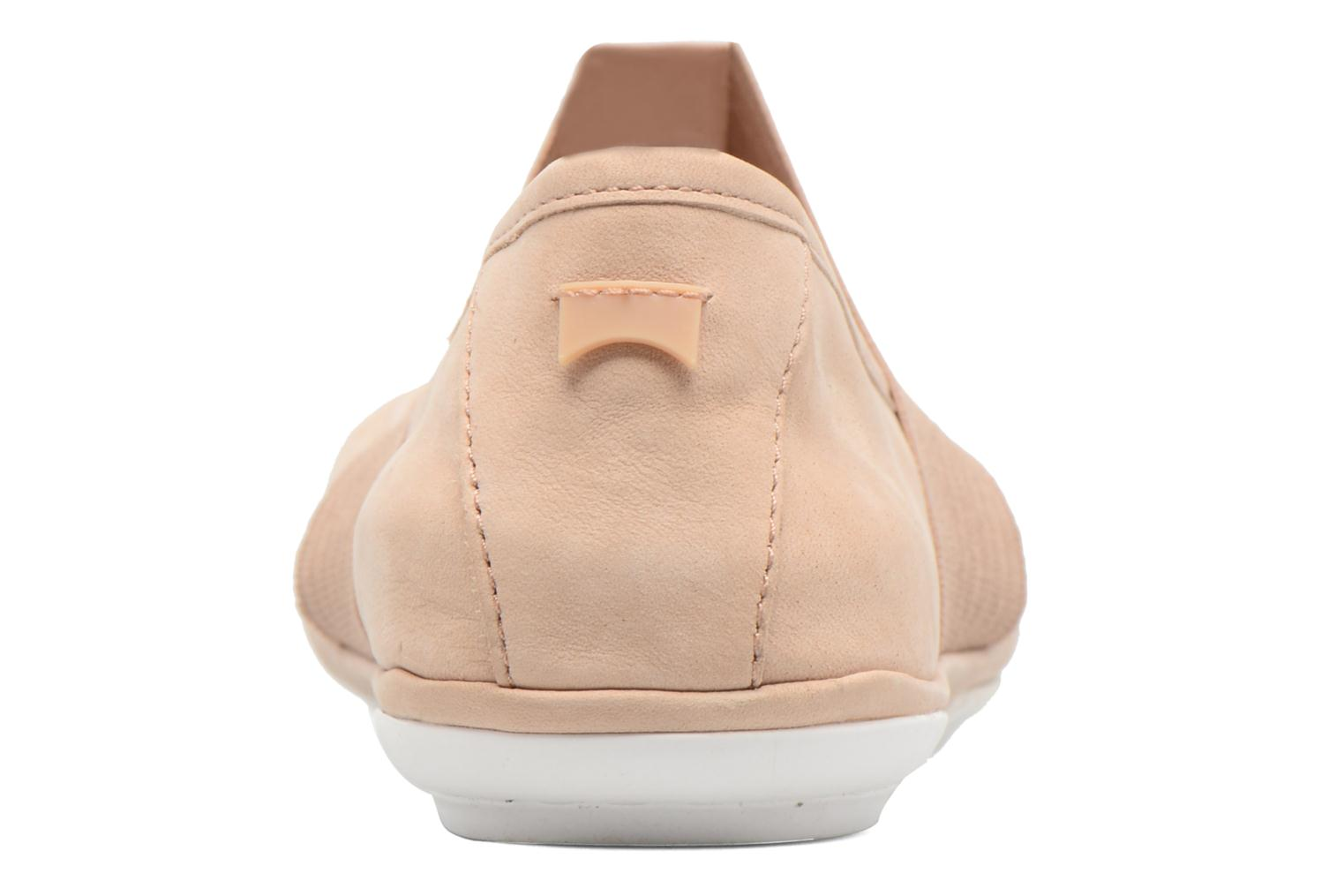 Ballerines Camper Right Nina 21595 Rose vue droite
