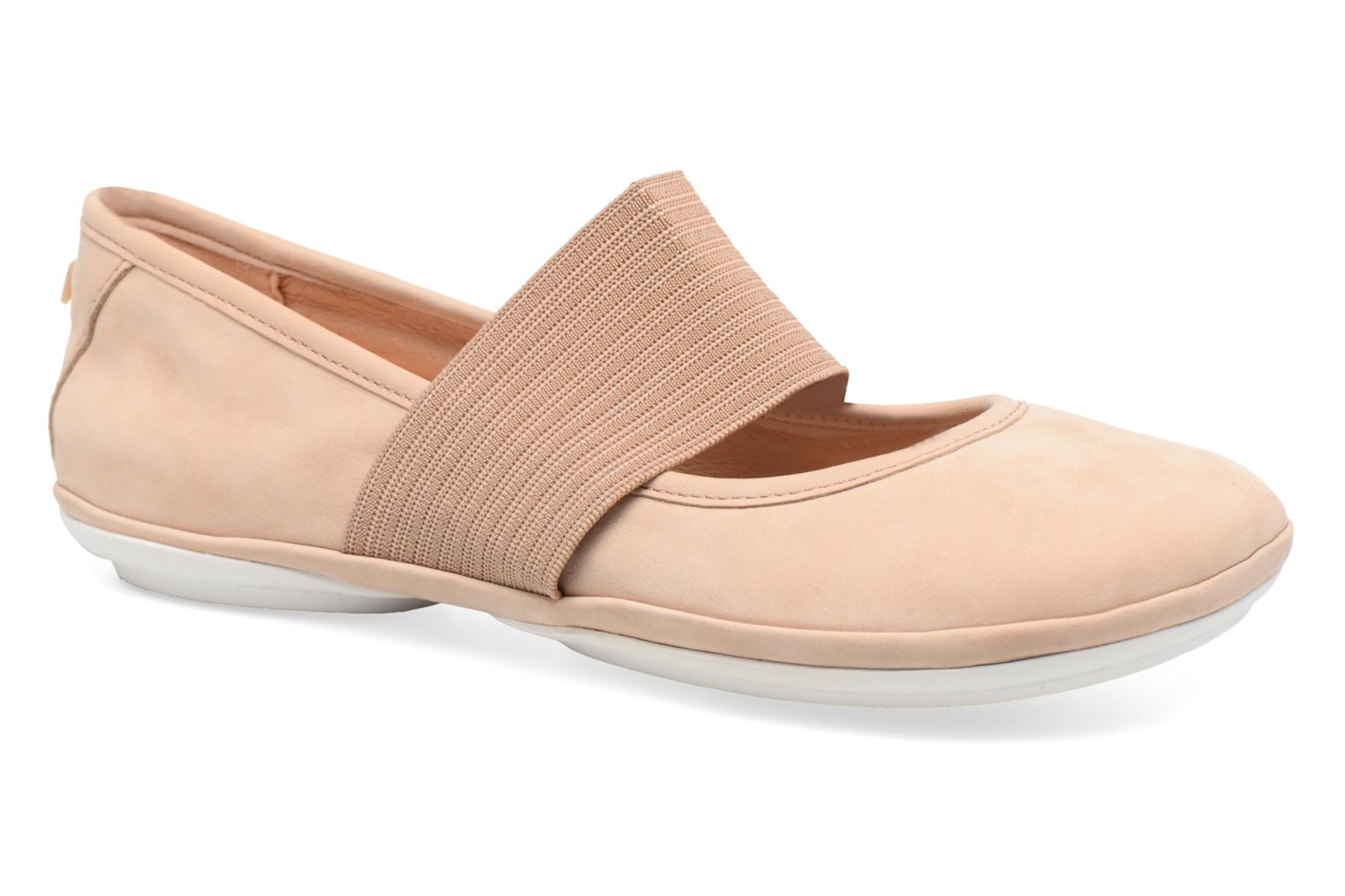 Ballerines Camper Right Nina 21595 Rose vue détail/paire