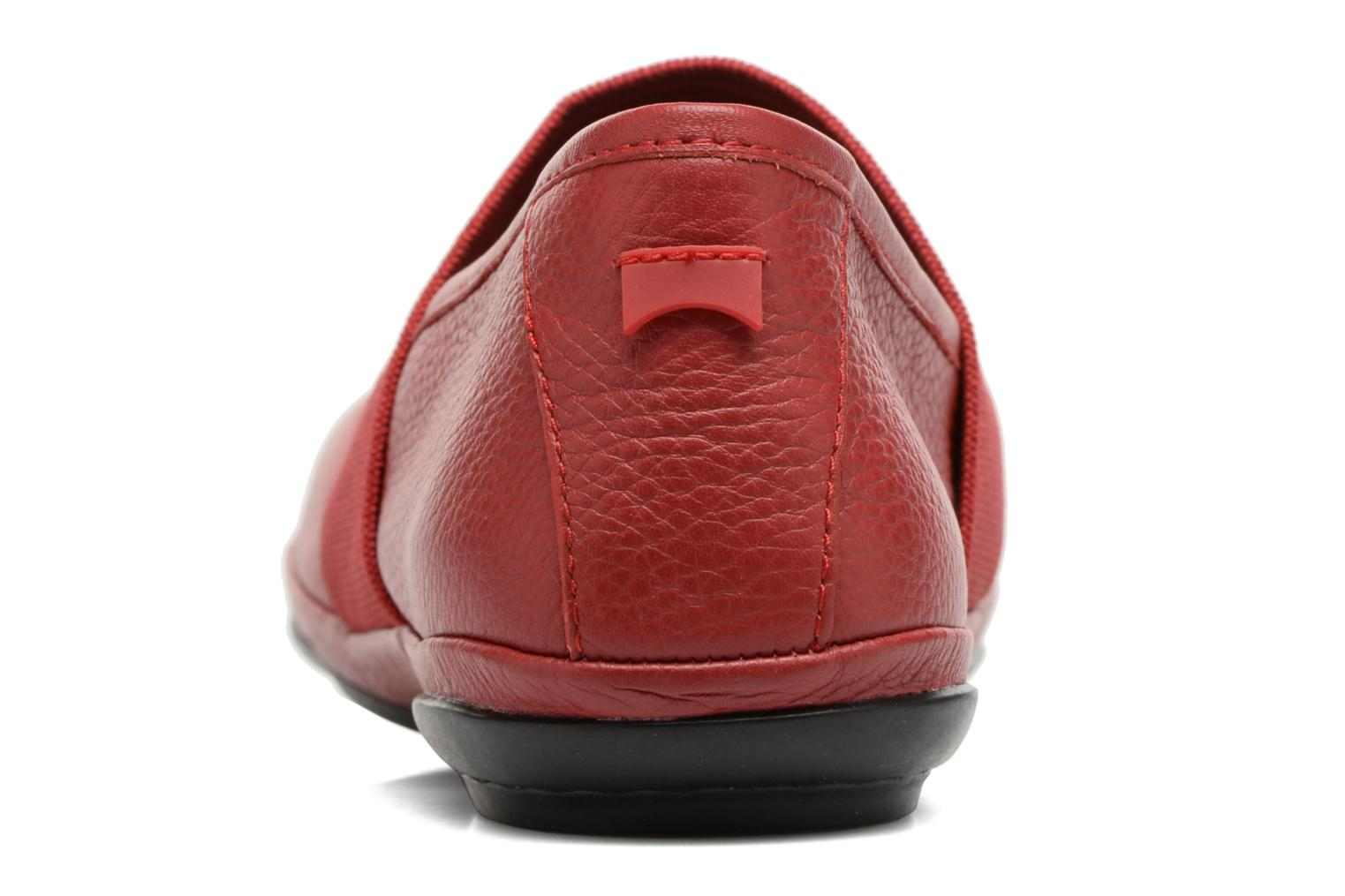 Ballerines Camper Right Nina 21595 Rouge vue droite
