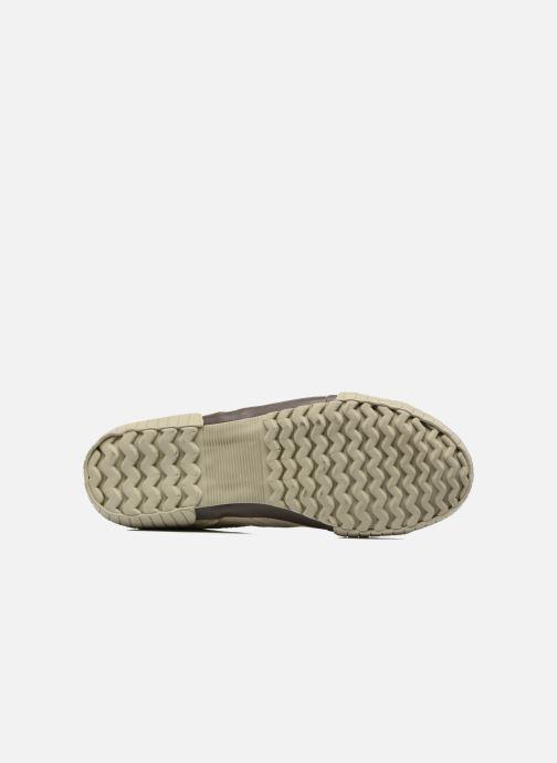 Sneaker TBS Crocky beige ansicht von oben