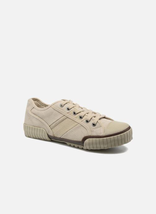 Sneaker TBS Crocky beige detaillierte ansicht/modell